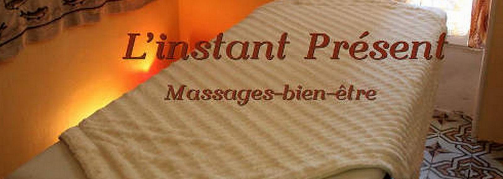 L'instant présent, massage, bien-être