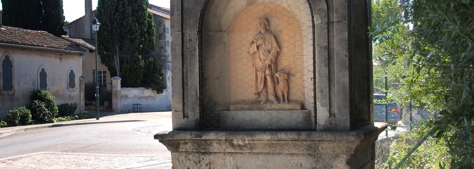 Oratoire St Roch Fontvieille