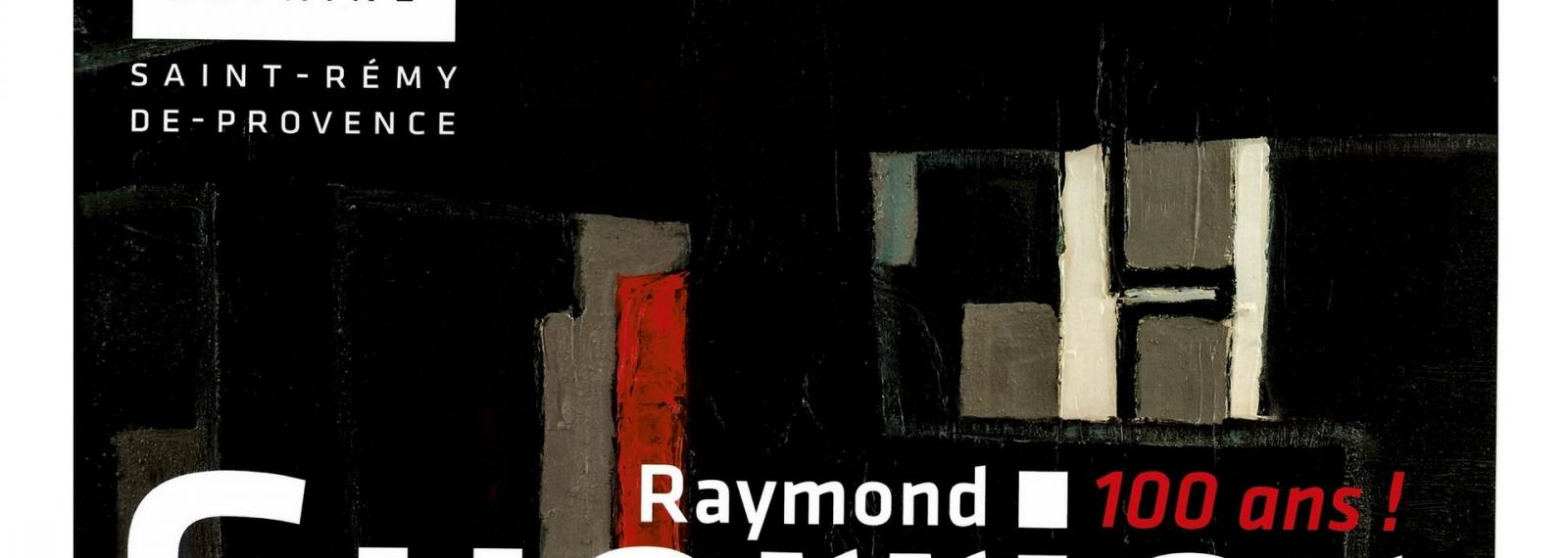 Exposition : Raymond Guerrier