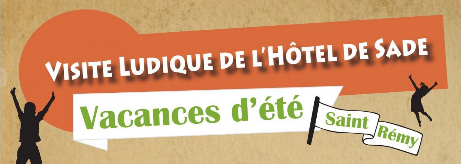 Hôtel de Sade de Saint-Rémy-de-Provence
