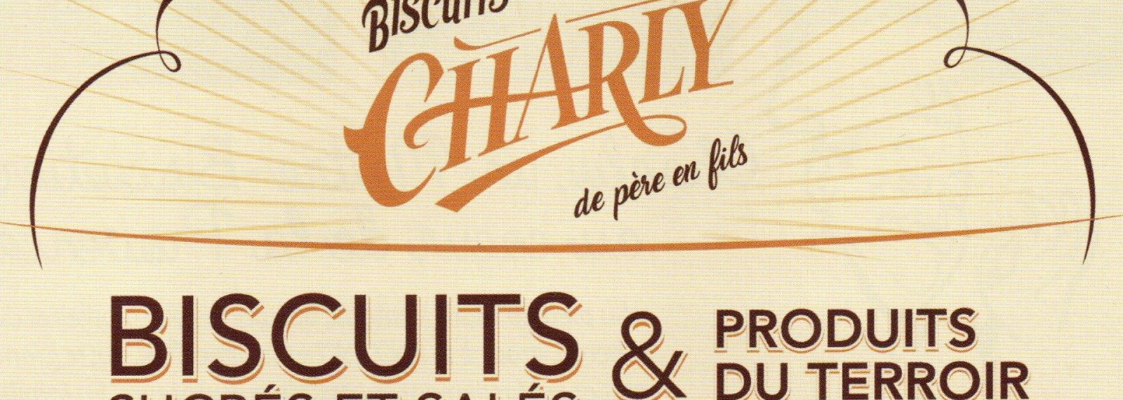 Biscuiterie Charly