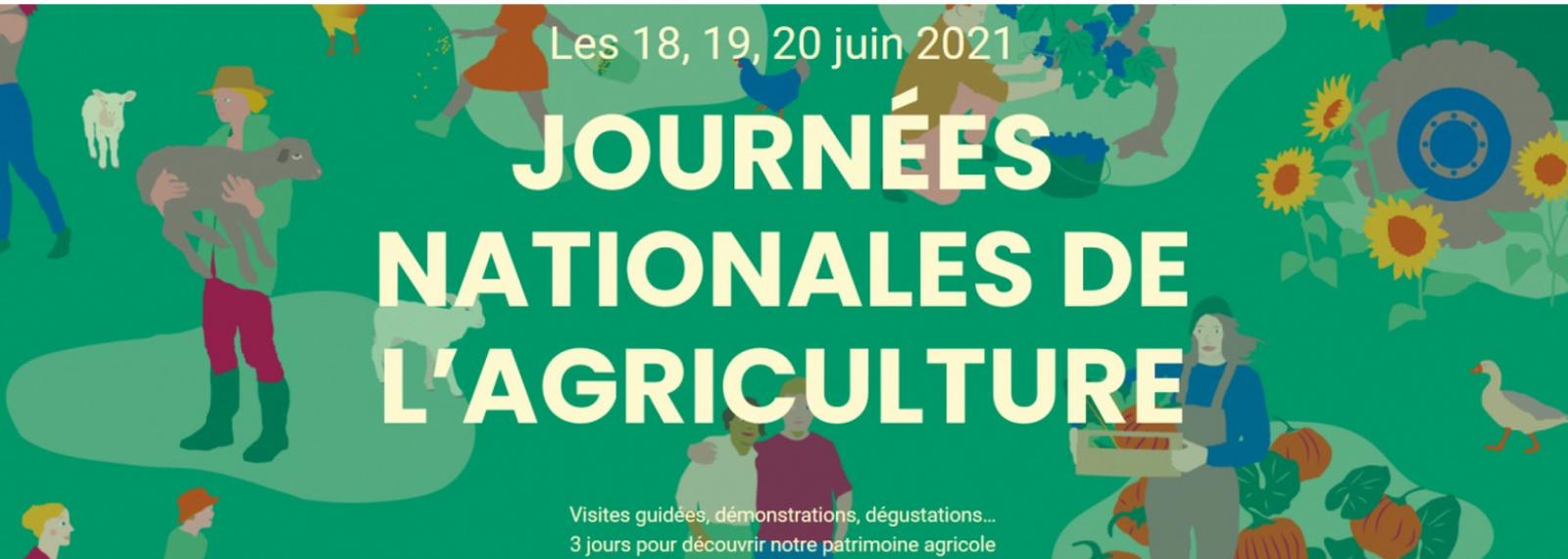 Journées nationales de l'Agriculture à Saint-Rémy-de-Provence