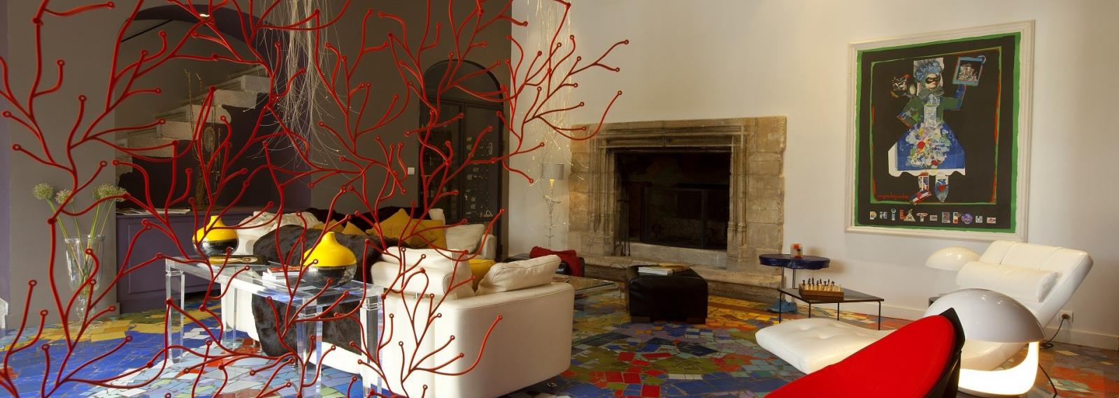 Chambres d'hôtes Mas de L'Amarine à Saint-Rémy-de-Provence