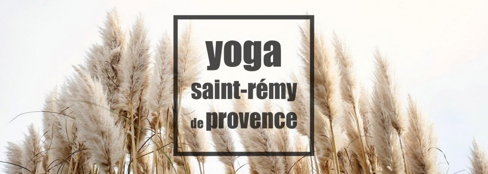 Yoga à Saint-Rémy